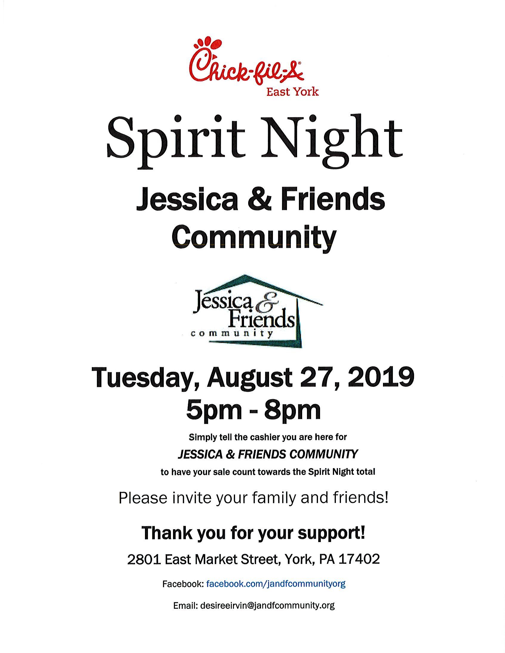 e9c8135fc0c6 Home - Jessica & Friends Community